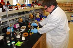 HBRI Scientist